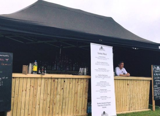 The Booze Brothers Pop Up Bar